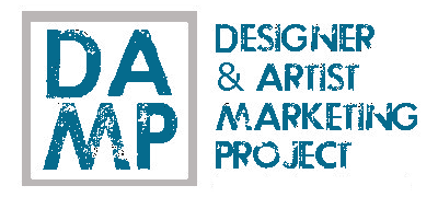 DAMP - Designer & Artist Marketing Project